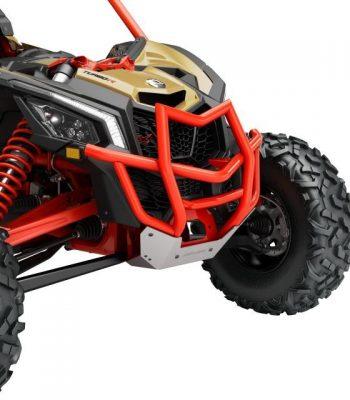 Zderzak FRONT PRE-RUNNER BUMPER Red Maverick X3