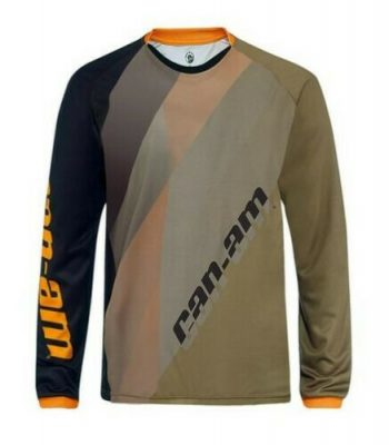 Bluza CAN-AM TEAM JERSEY rozm. 2XL Khaki