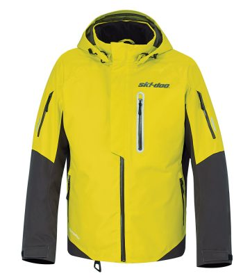 Kurtka SKI-DOO HELIUM JACKET XL Yellow